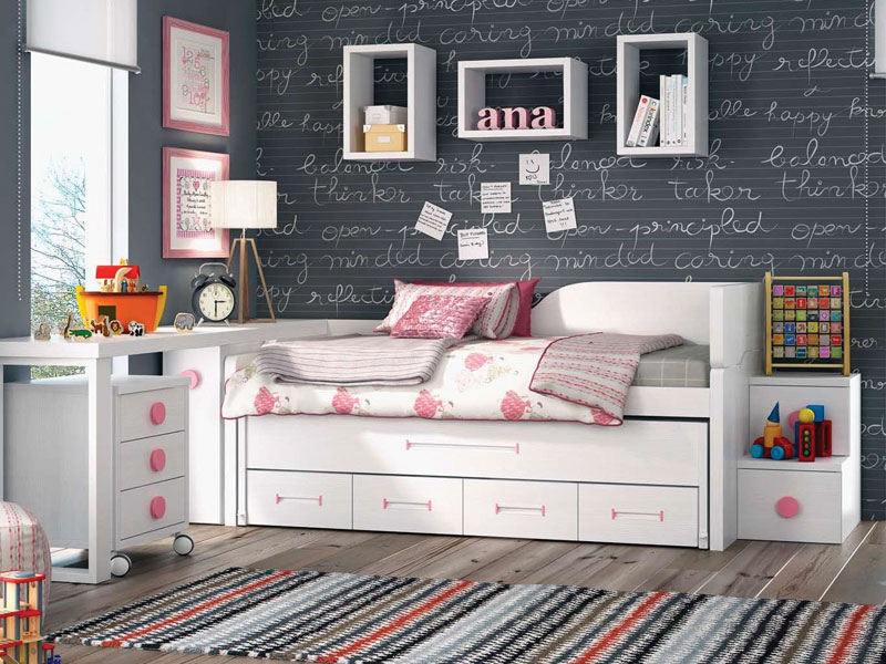 YB-1. Dormitorios Compactos