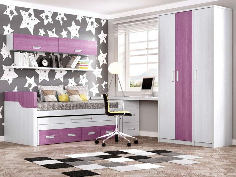 Dormitorios Compactos