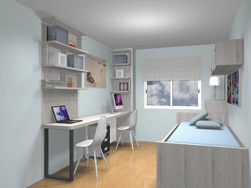 Proyecto 3D mobiliario